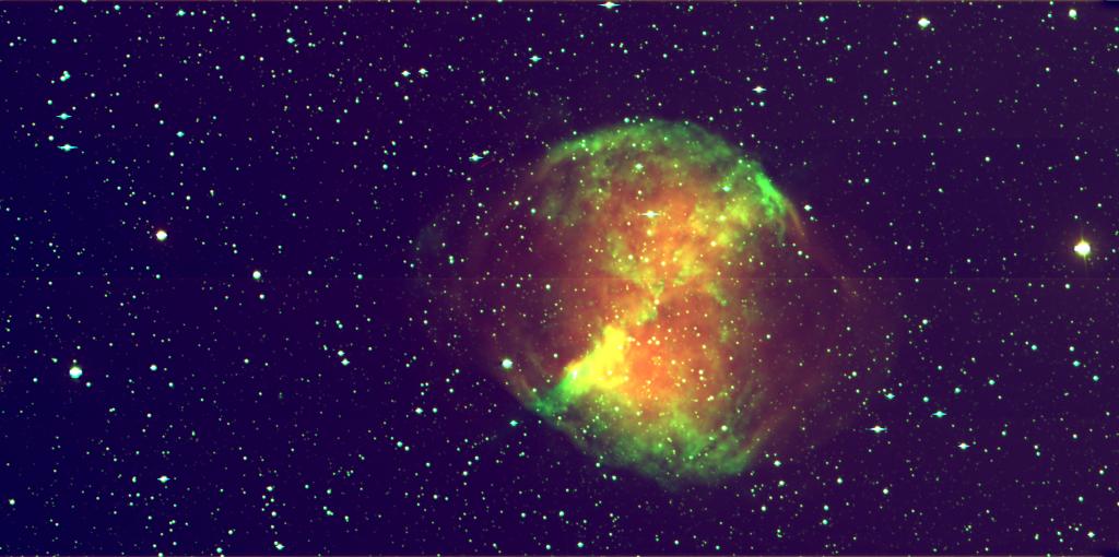 M27 Nebula
